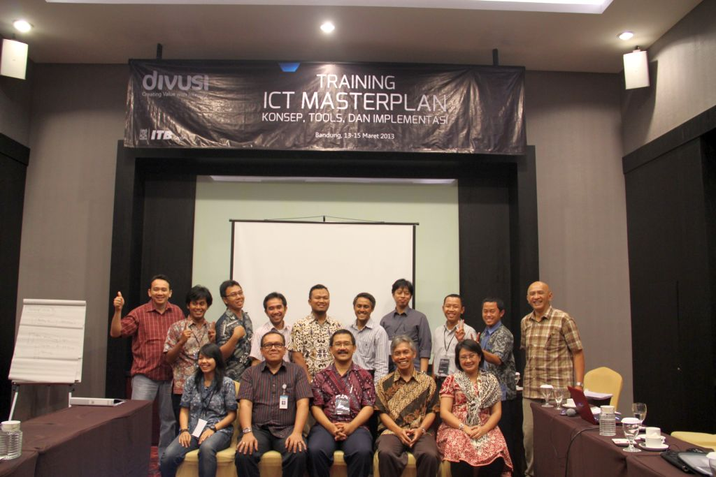 Training ICT Masterplan