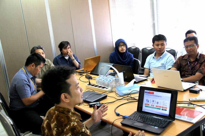 Training Business Intelligence Unpar